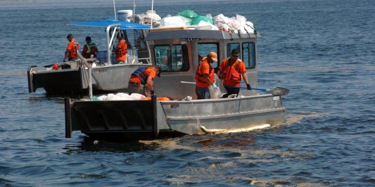 BP oil spill skimmers