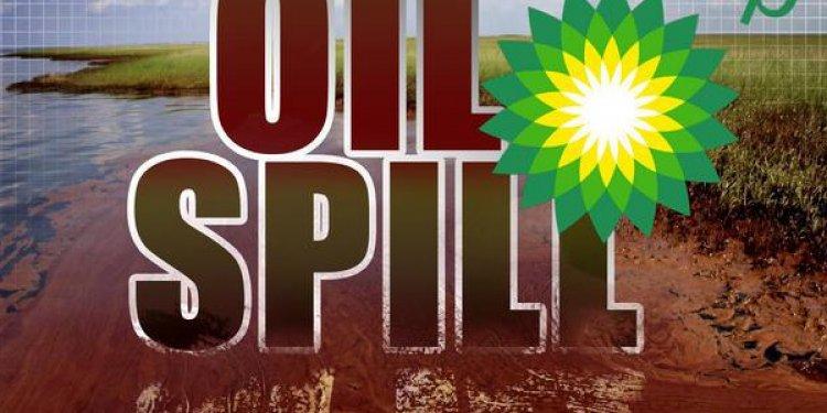 BP oil spill settlement