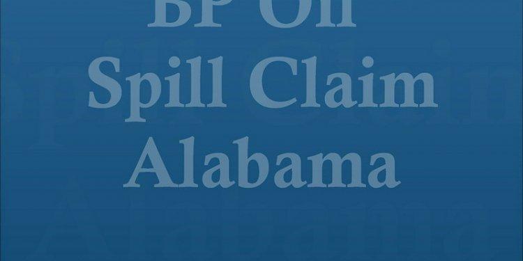 BP Oil Spill Settlement BP Oil Claims