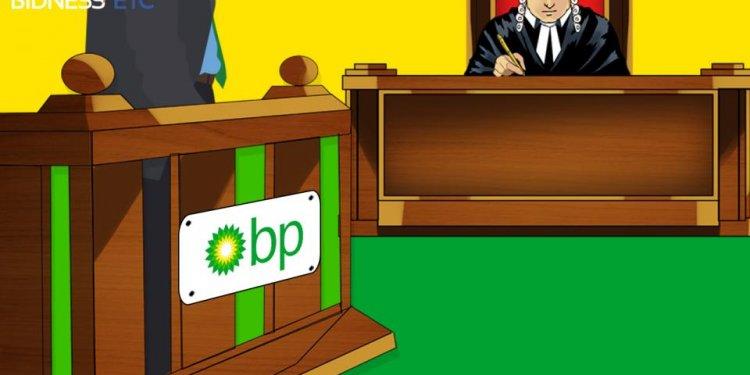 BP plc (ADR) Oil Spill Case
