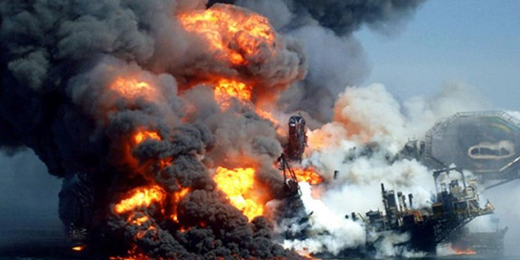 BP settles Gulf oil spill