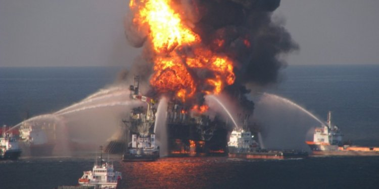 BP spill: 5 years later