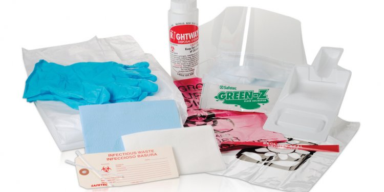 Chemotherapy Spill Kit (48725)