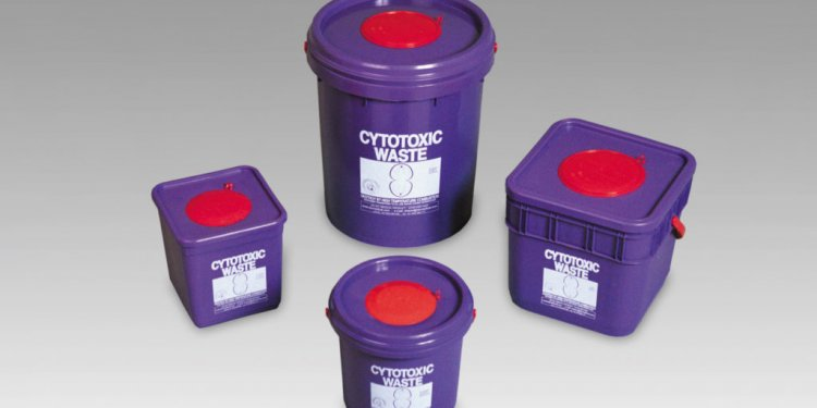 Cytotoxic Containers