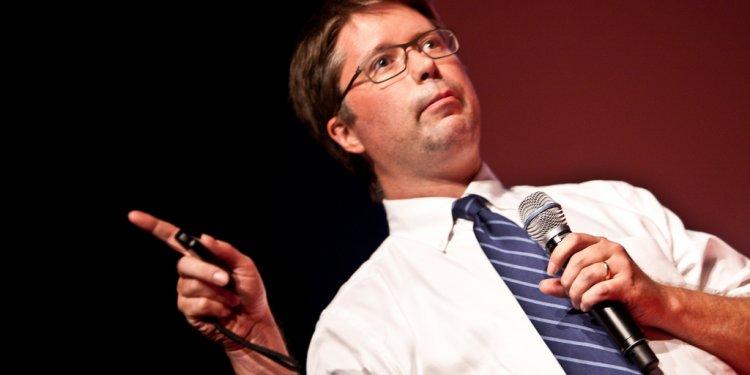 Dave Troy - Organizer of TEDx Oil Spill - Washington, DC