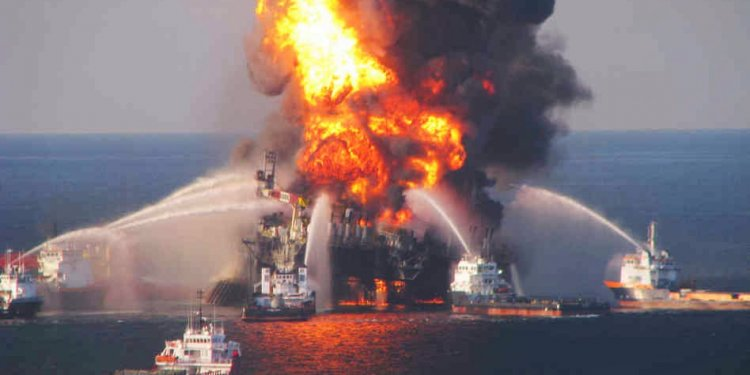 Horizon (BP) oil spill