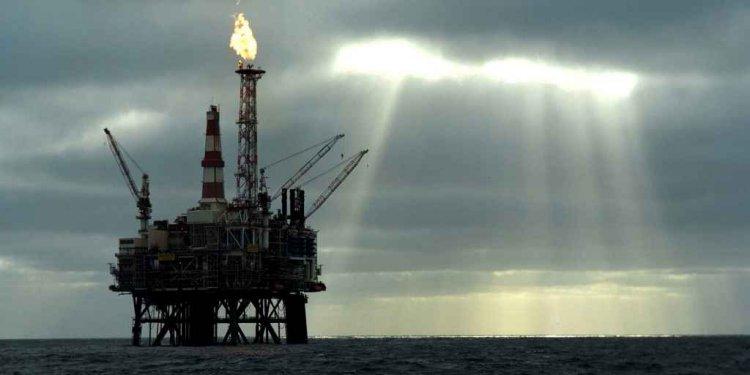 BP Magnus production platform