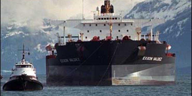 Exxon Valdez Oil Spill: 20