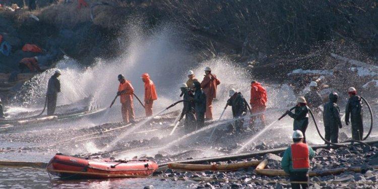 Exxon Valdez Oil Spill: 25