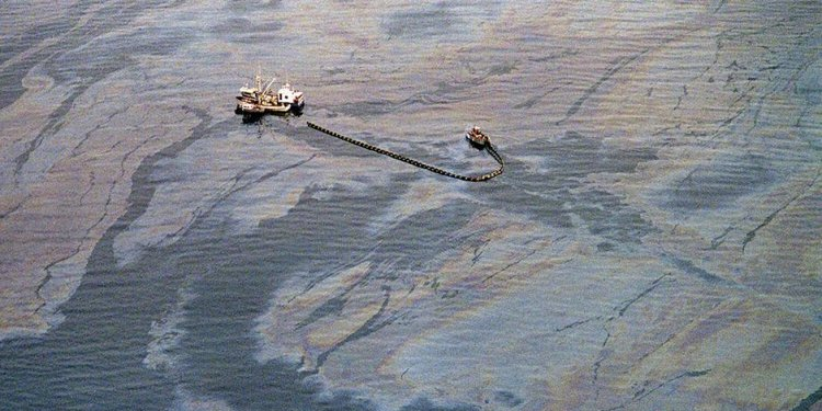Exxon Valdez oil spill: A long