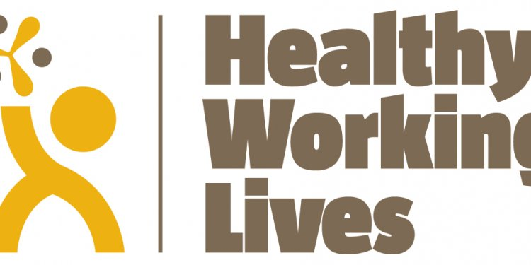 Healthy Working Lives Gold
