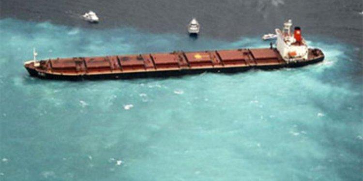 Oil Spill Threatens Great