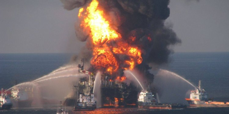 Oil Spill Treatment Slowed the