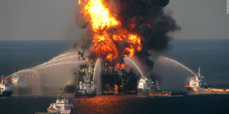 Revisit the BP oil spill