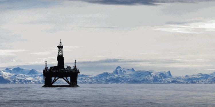 Oil spills in Arctic