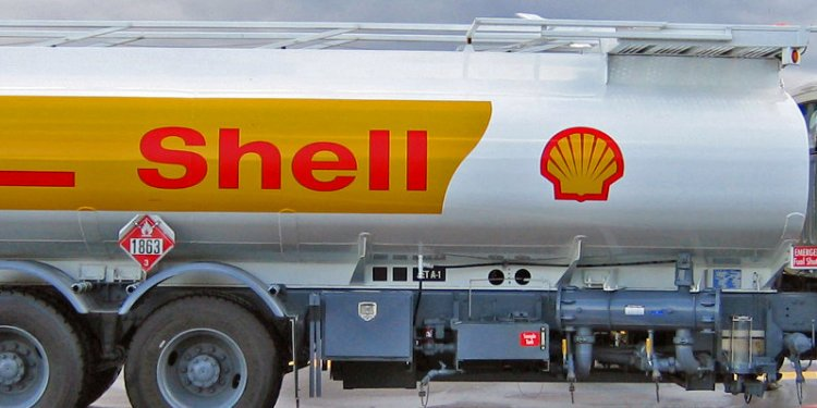 Shell just spilled 88,