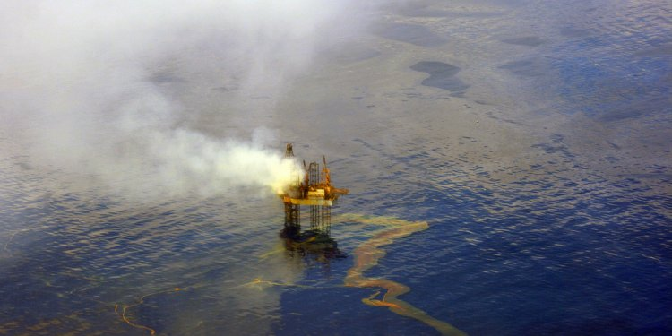 MONTARA OIL SPILL, TIMOR SEA