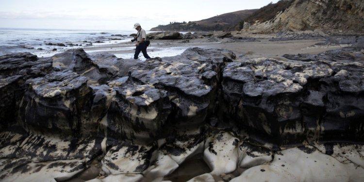 Refugio oil spill inspires new