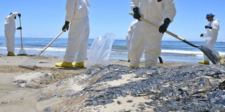 Santa Barbara: Cleaning Up Yet