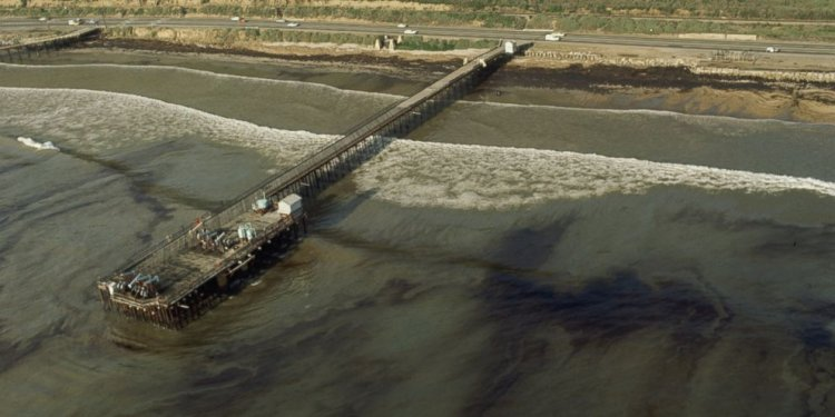 Santa Barbara Oil Spill: