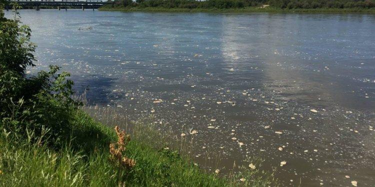 Saskatchewan Heavy Oil Spill