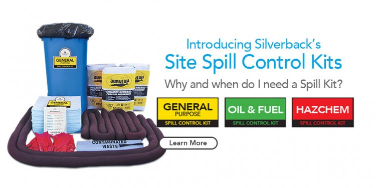 Site Spill Control Kits