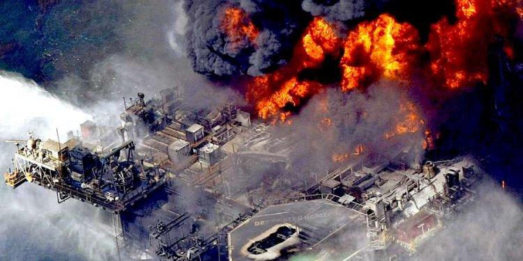 On 15 April 2014, BP claimed