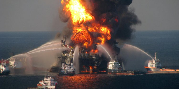 Three years after BP oil spill