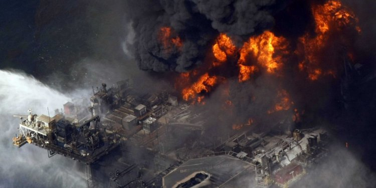 BP oil spill business claims