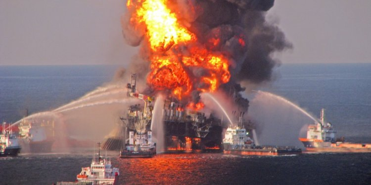 Gulf oil spill facts
