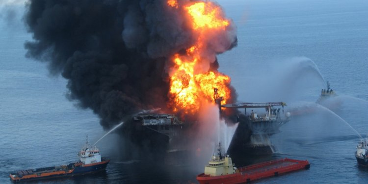 BP oil spill facts and figures
