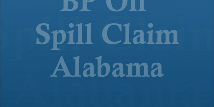 BP oil spill claims status