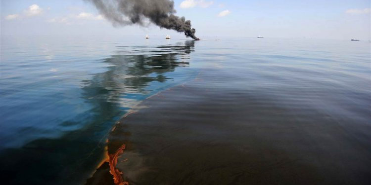 Oil spill cleanup Technology