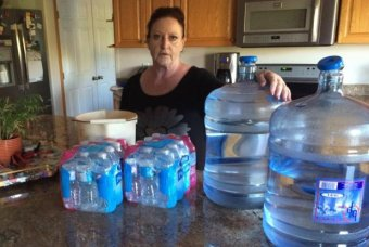 Carol Soles outlying Prince Albert resident