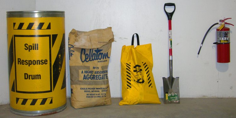 Pesticide Spill Kit