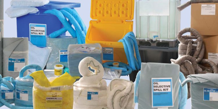 Chemical Spill Clean-Up Kit
