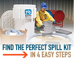 get the perfect Spill system - 4 simple actions