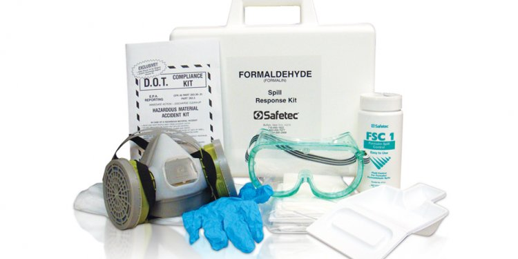 Formalin Spill Kit