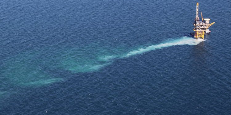 Deep Water Horizon oil spill facts