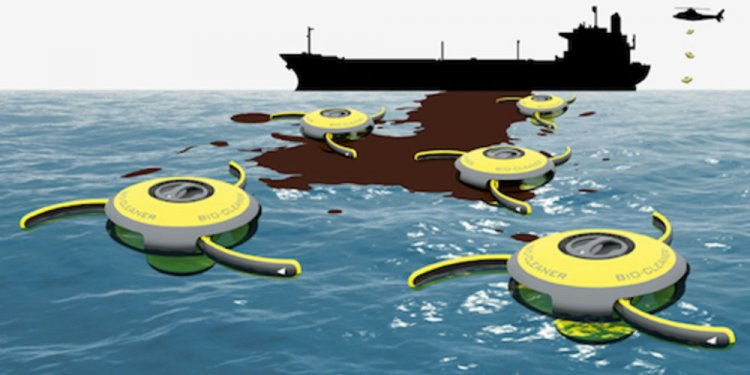 Oil spills Solutions