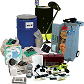 Spill Kits for Oil, Chemical or Fuel