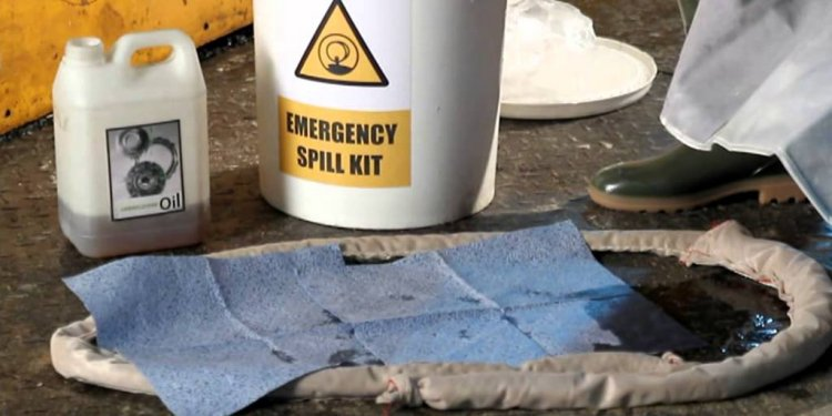 Spill Kit training video