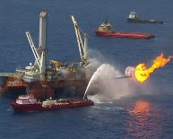 Deepwater Horizon oil spill Gulf of Mexico