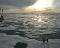 Oil spills in the Arctic