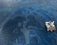 Pictures of oil spills